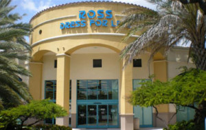 Retail pressure cleaning, Ross Dress for Less
