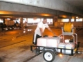 46734-tb-chemical-spray-rig-&-large-pressure-cleaning-rig-in-parking-garage