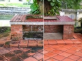 68160-before-after-heavily-molded-barbecue-pit