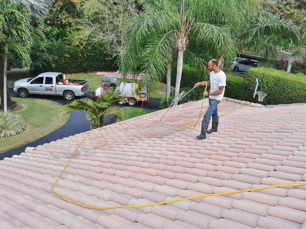 Roof-tile-maintenance-plan-view-2-of-these-roof-tiles-to-prevent-mold